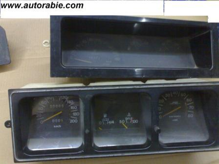 fiat 131 cluster gauge speed meter oiginal auto parts Fiat 131 قطع غيار أصلية فيات