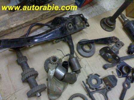 Fiat Lancia gear box transmission parts 2