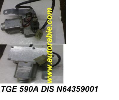 auto parts original Fiat wiper motor rear marelli